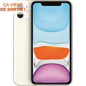 Smartphone Apple iPhone 11 Blanc 64 Go