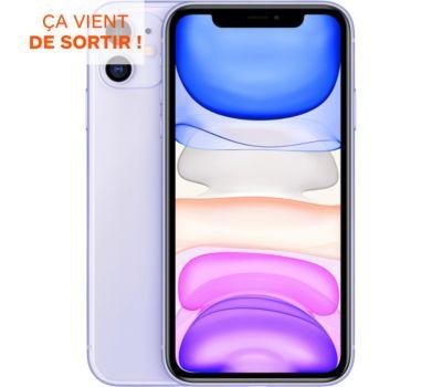 Smartphone Apple iPhone 11 Mauve 64 Go