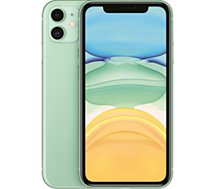 Smartphone Apple  iPhone 11 Vert 64 Go