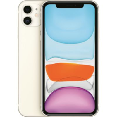 Location Smartphone Apple iPhone 11 Blanc 128 Go