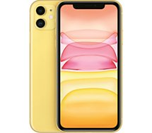 Smartphone Apple  iPhone 11 Jaune 128 Go