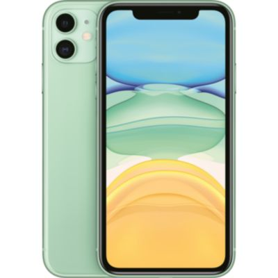 Location Smartphone Apple iPhone 11 Vert 128 Go