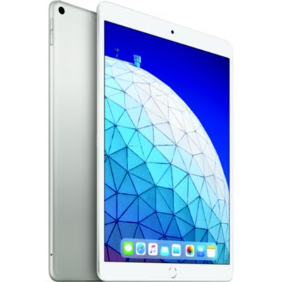 Location Tablette Apple Ipad 10.2 128Go Argent Cellular