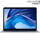 Ordinateur Apple Macbook AIR New I3 8 256 Gris Sidéral