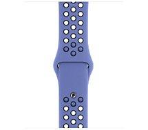 Bracelet Apple  40mm Sport Nike bleu noble/noir