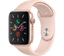 Montre connectée Apple Watch  44MM Alu Or / Rose Series 5