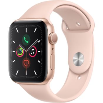 Apple Watch 44MM Alu Or / Rose Series 5