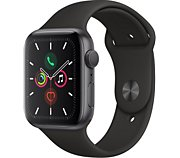 Apple Watch 44MM Alu Gris / Noir Series 5