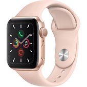 Montre connectée Apple Watch 40MM Alu Or / Rose Series 5