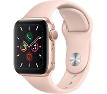Montre connectée Apple Watch  40MM Alu Or / Rose Series 5