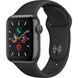 Montre connectée Apple Watch  40MM Alu Gris / Noir Series 5