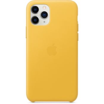 Apple iPhone 11 Pro Cuir Jaune