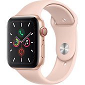 Montre connectée Apple Watch 44MM Alu Or/Rose Series 5 Cellular