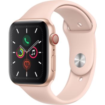 Apple Watch 44MM Alu Or/Rose Series 5 Cellular