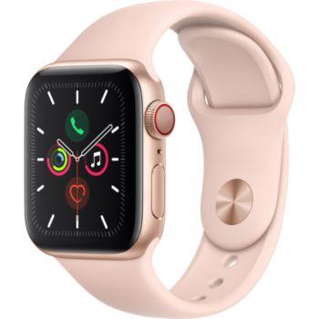 Apple Watch 40MM Alu Or/Rose Series 5 Cellular
