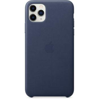 Apple iPhone 11 Pro Max Cuir Bleu nuit
