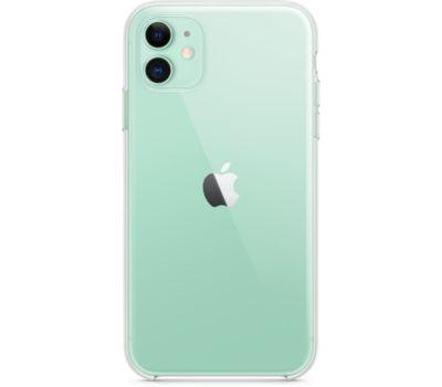 Coque Apple iPhone 11 transparent