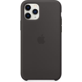 Apple iPhone 11 Pro Silicone Noir