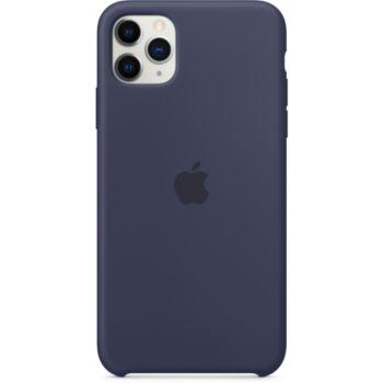 Apple iPhone 11 Pro Max Silicone Bleu nuit