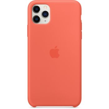 Apple iPhone 11 Pro Max Silicone Orange