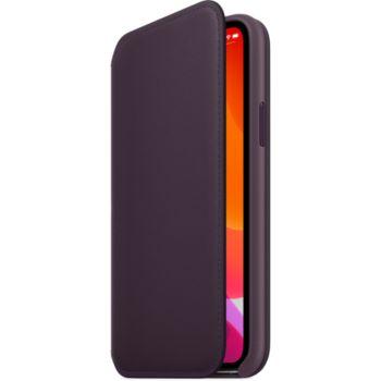 Apple iPhone 11 Pro Cuir Aubergine