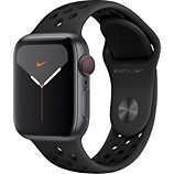 Montre connectée Apple Watch  Nike 40 MM Alu Anthra/Noir Series 5 Cell