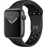 Montre connectée Apple Watch  Nike 44 MM Alu Anthra/Noir Series 5 Cell