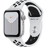 Montre connectée Apple Watch  Nike 40MM Alu Platine /Noir Series 5