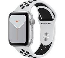 Montre connectée Apple Watch  Nike 40MM Alu Platine /Noir Series 5