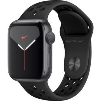 Apple Watch Nike 40MM Alu Anthra / Noir Series 5