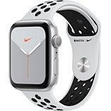Montre connectée Apple Watch  Nike 44 MM Alu Platine / Noir Series 5