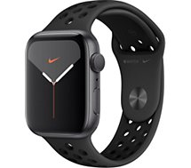Montre connectée Apple Watch  Nike 44MM Alu Anthra / Noir Series 5