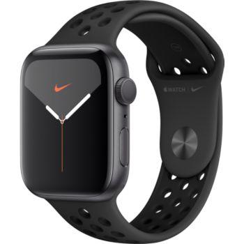 Apple Watch Nike 44MM Alu Anthra / Noir Series 5