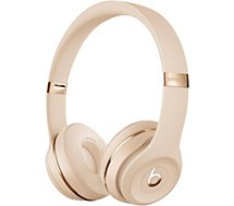 Casque Beats  Solo3 Wireless Satin Gold