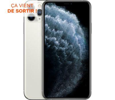 Smartphone Apple iPhone 11 Pro Max Argent 256 Go