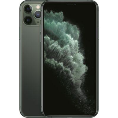 Location Smartphone Apple iPhone 11 Pro Max Vert Nuit 256 Go