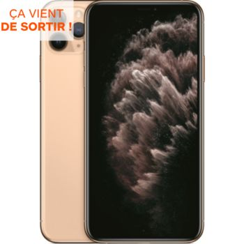 Apple iPhone 11 Pro Max Or 512 Go