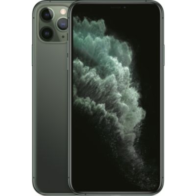 Location Smartphone Apple iPhone 11 Pro Max Vert Nuit 512 Go