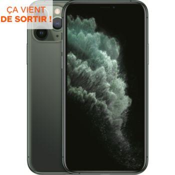 Apple iPhone 11 Pro Vert Nuit 64 Go