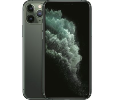 Smartphone Apple iPhone 11 Pro Vert Nuit 64 Go