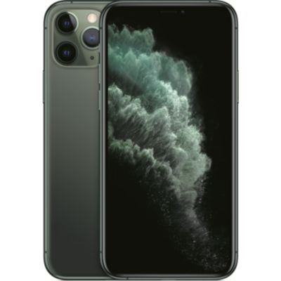 Location Smartphone Apple iPhone 11 Pro Vert Nuit 64 Go