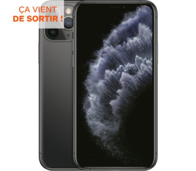 Smartphone Apple iPhone 11 Pro Gris Sidéral 256 Go