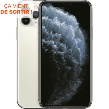 Apple iPhone 11 Pro Argent 256 Go