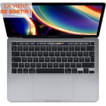 Macbook Pro 13 Touch Bar I5 2Ghz 16go 512 Gris