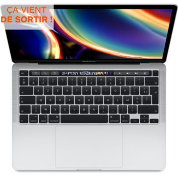 Macbook Pro 13 Touch Bar I5 2Ghz 16go 512 Argent