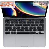 Ordinateur Apple Macbook Pro 13 Touch Bar I5 1.4Ghz 256 Gris