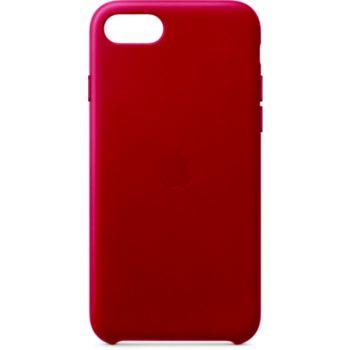 Apple iPhone 7/8/SE Cuir Rouge