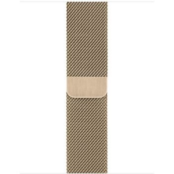 Apple 40mm Milanese Loop Gold