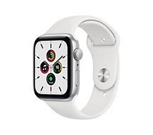 Montre connectée Apple Watch  SE 44MM Alu Argent/Blanc