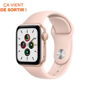 Apple Watch SE 40MM Alu Or/Rose